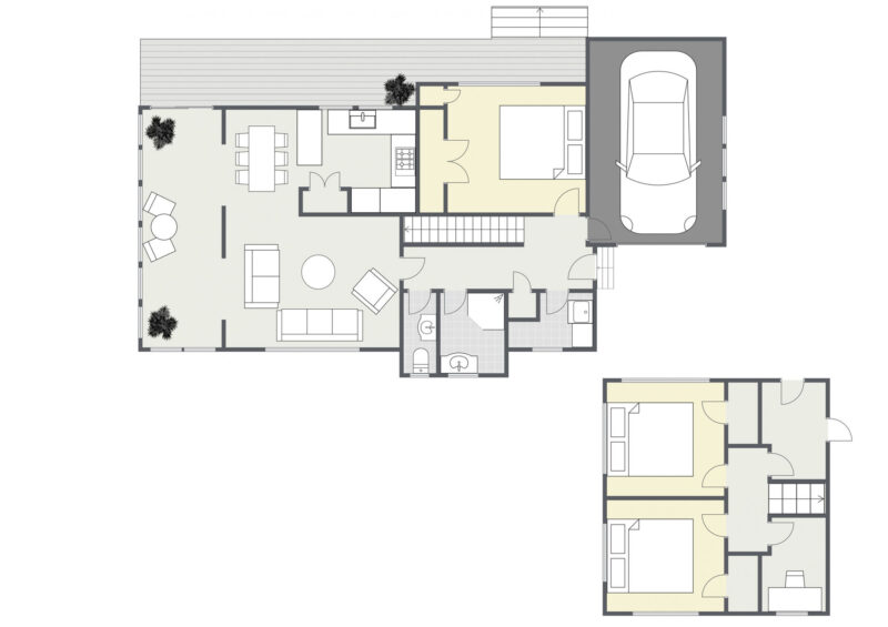 Floorplan letterhead - 31 John Davis Road,Mt Roskill - 1. Floor - 2D Floor Plan