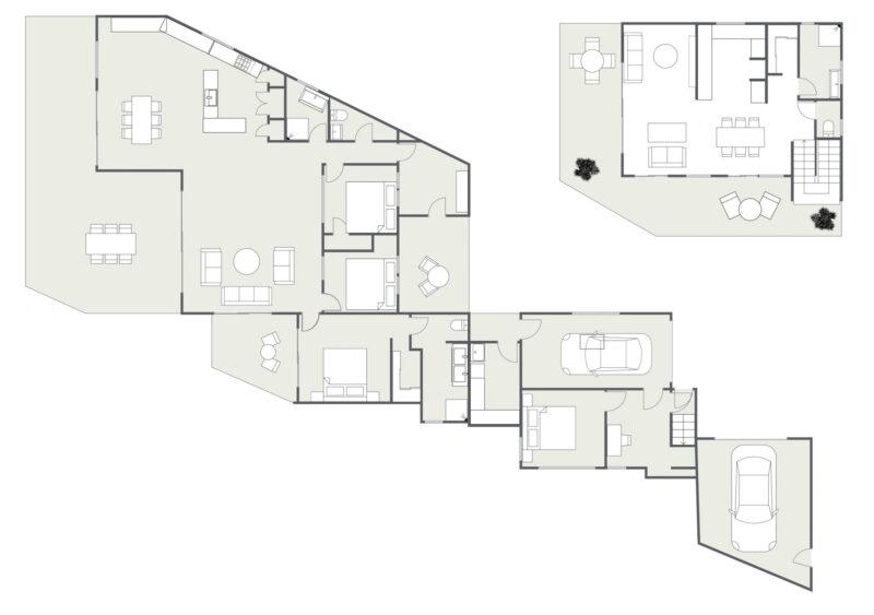 Floorplan letterhead - 63 Eveline St - 1. Floor - 2D Floor Plan